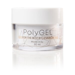 JZ Poly Gel Bright White Гели