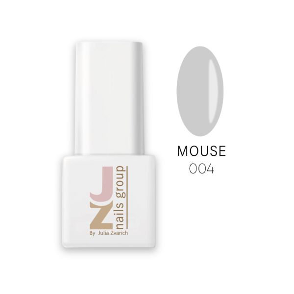 Цветной гель-лак JZ Nails Group — 004 Цветные гель-лаки