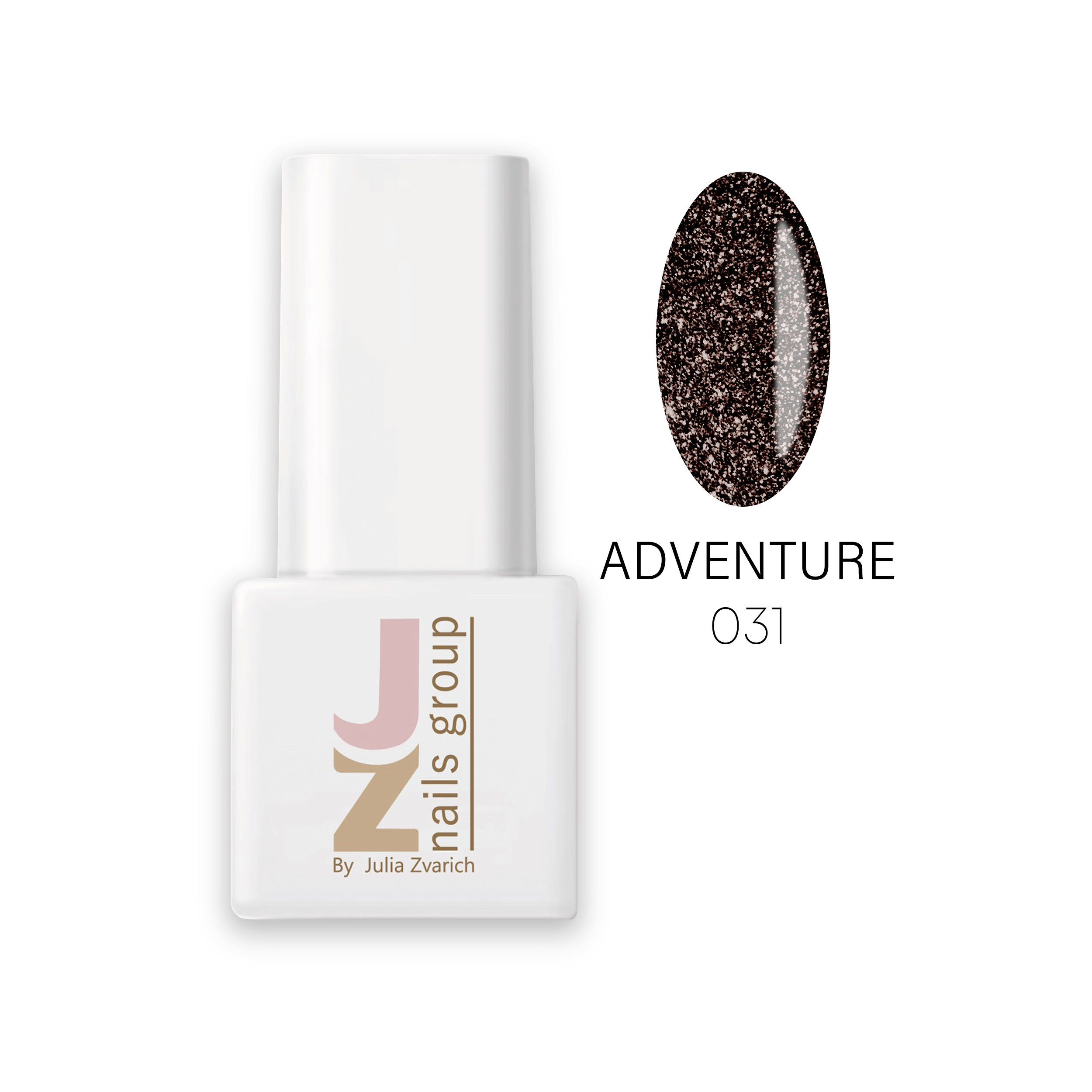 Цветной гель-лак JZ Nails Group — 031 Цветные гель-лаки