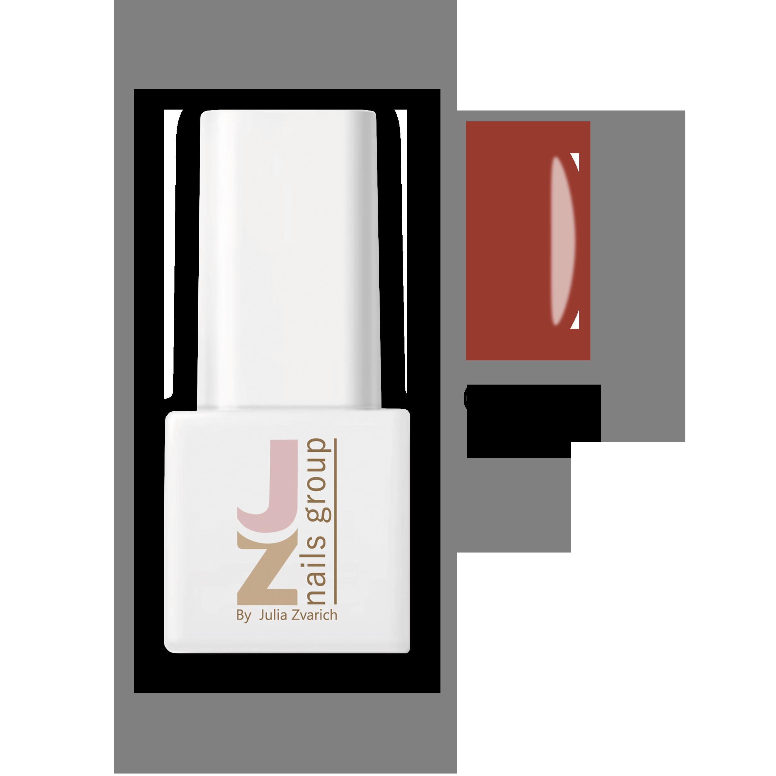 Цветной гель-лак JZ Nails Group — 058 Цветные гель-лаки