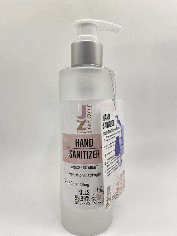 JZ Гелевый санитайзер (250 мл) Крема и сыворотки для рук