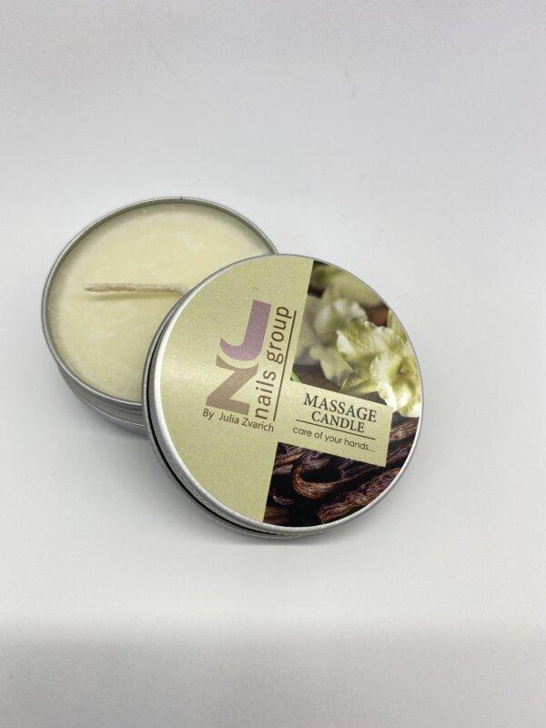 Массажные свечи (Какао масло и ваниль) Свечи
