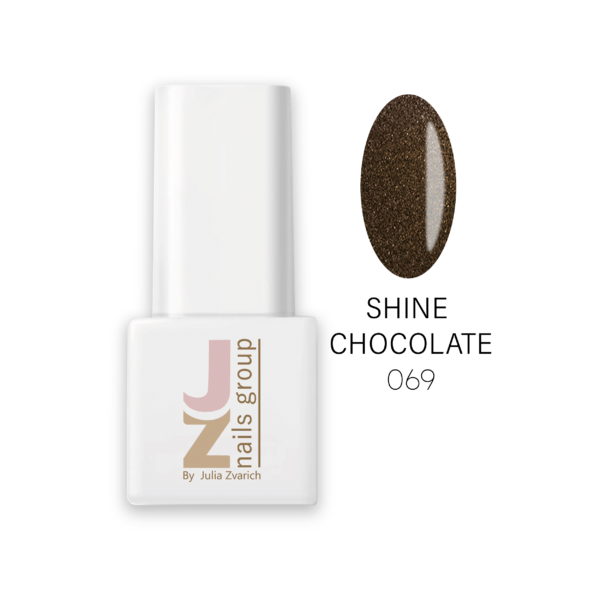 Цветной гель-лак JZ Nails Group — 069 Цветные гель-лаки
