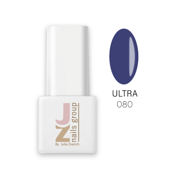 Цветной гель-лак JZ Nails Group — 080 Цветные гель-лаки