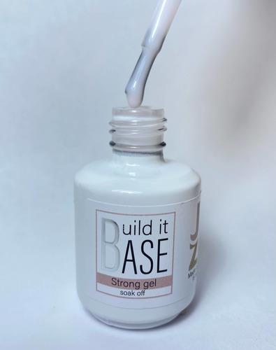 Build it jasmine — 15мл Гель-лаки