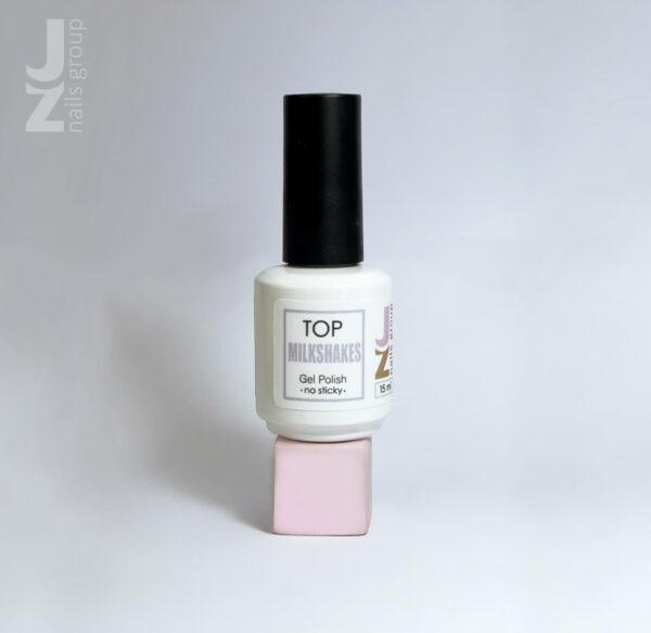 Jz Top MILK 15 мл Гель-лаки